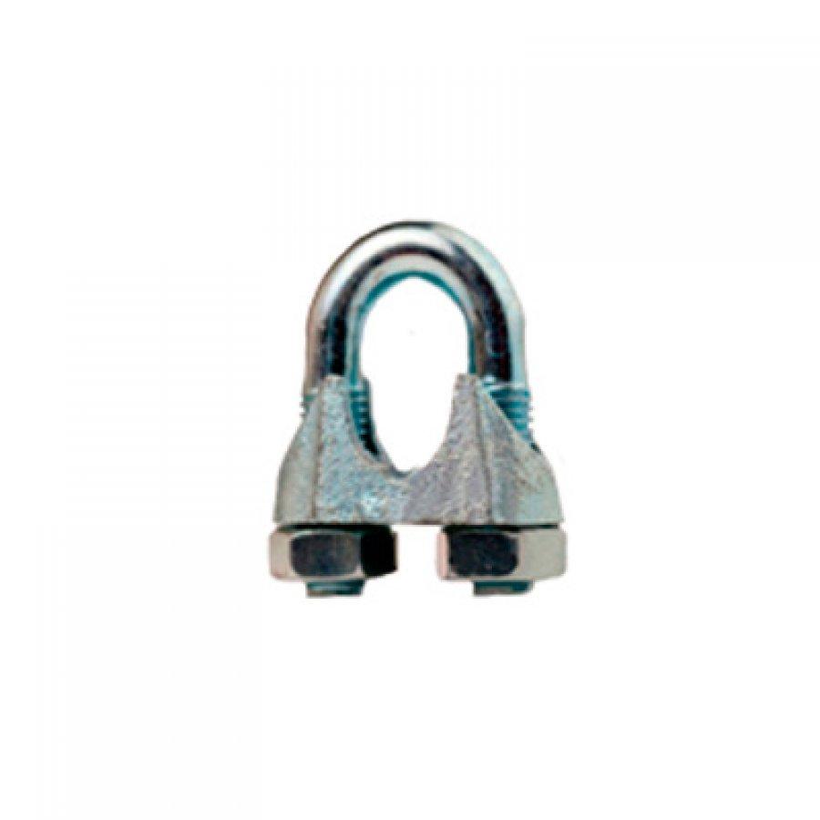 Зажим троса DIN 741 24/26 мм
