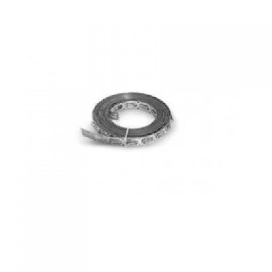 Лента тарная неперфорированная для теплых полов 25м 20/0,5 мм