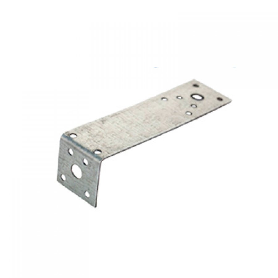 Крепежный уголок ассиметричный KUAS 130/50/65/2 мм