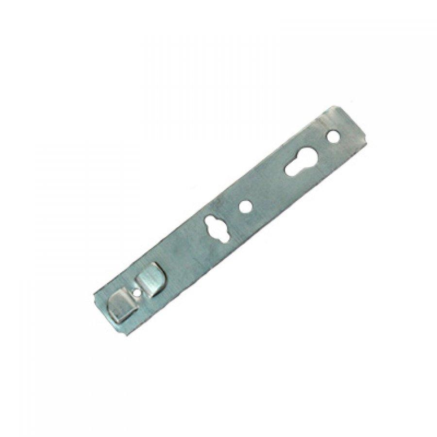 Анкерная пластина (неповоротная) KBE58 192/0/25/1,5 мм