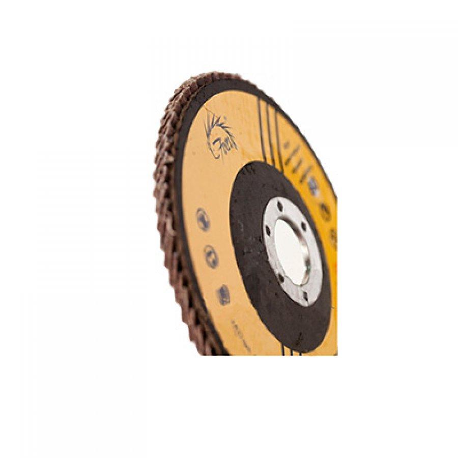 Круг зачистной лепестковый FIXER 115 мм Р60