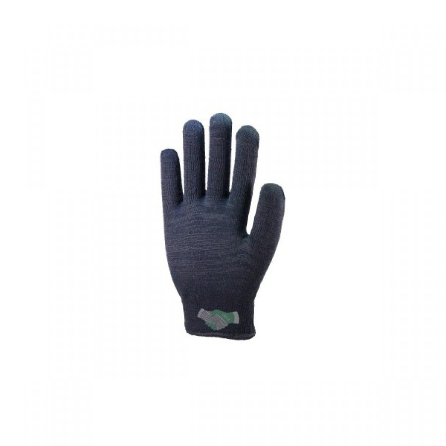 Перчатки П/Ш зимняя двойной вязки размер 22-24