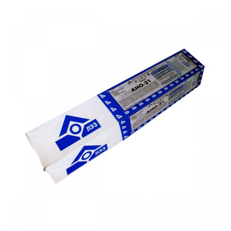 Электроды АНО 21 (1 кг) 3 мм