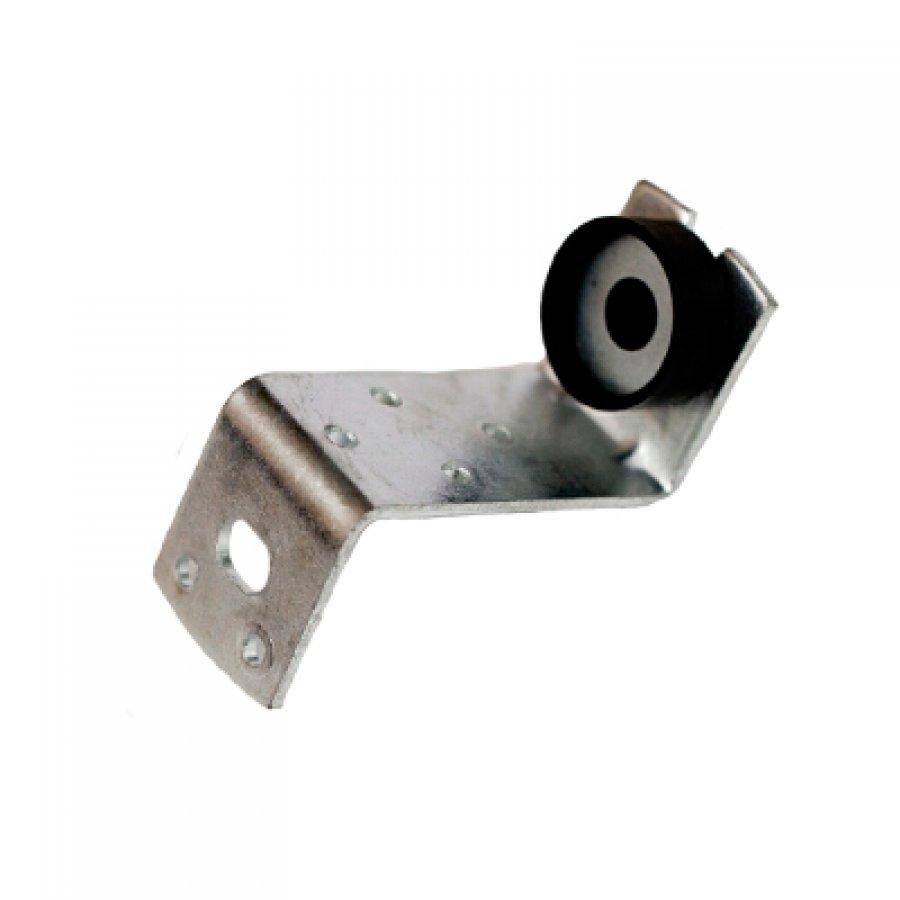 Крепеж Z -образный крепеж с виброгасителем для монтажа воздуховодов и профнастила с гайкой М10