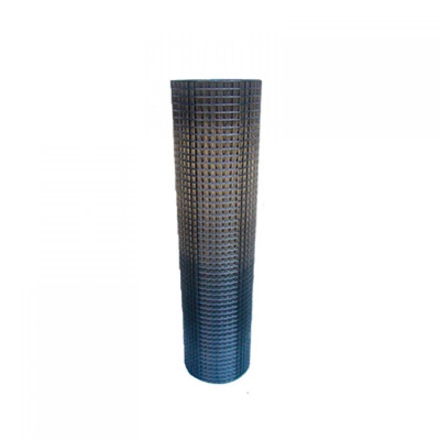 Сетка сварная в рулонах 25х12,5х2 мм. Размер рулона 0,9х33,3 м