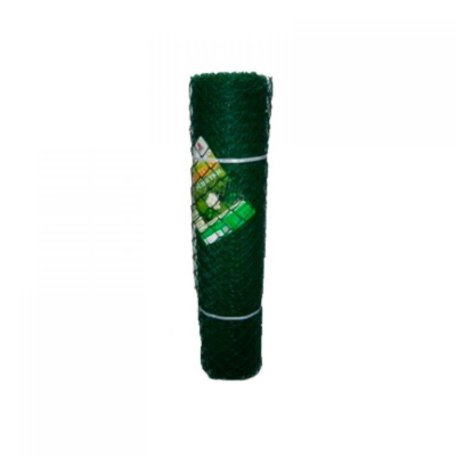 Заборная решётка ячейка 70х58 мм рулон 1,5х25 м