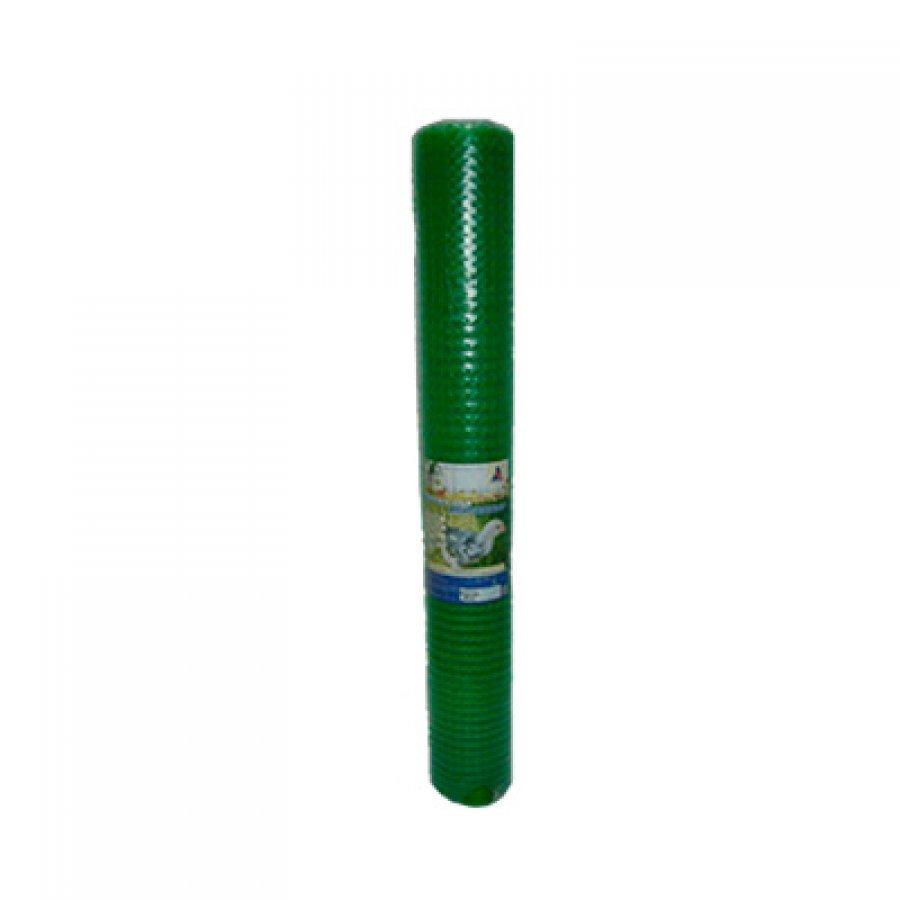 Сетка для птичников ячейка 13х15 мм рулон 1х20 м