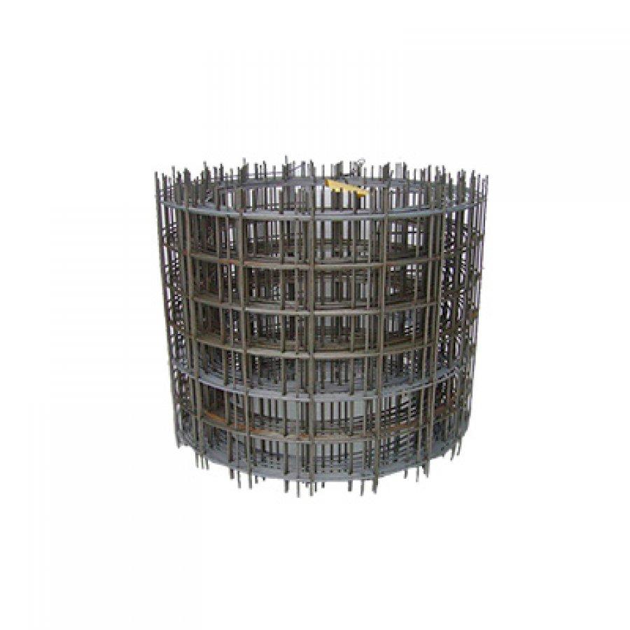 Сетка сварная в рулонах 100х100х3 мм. Размер рулона 1,5х15 м