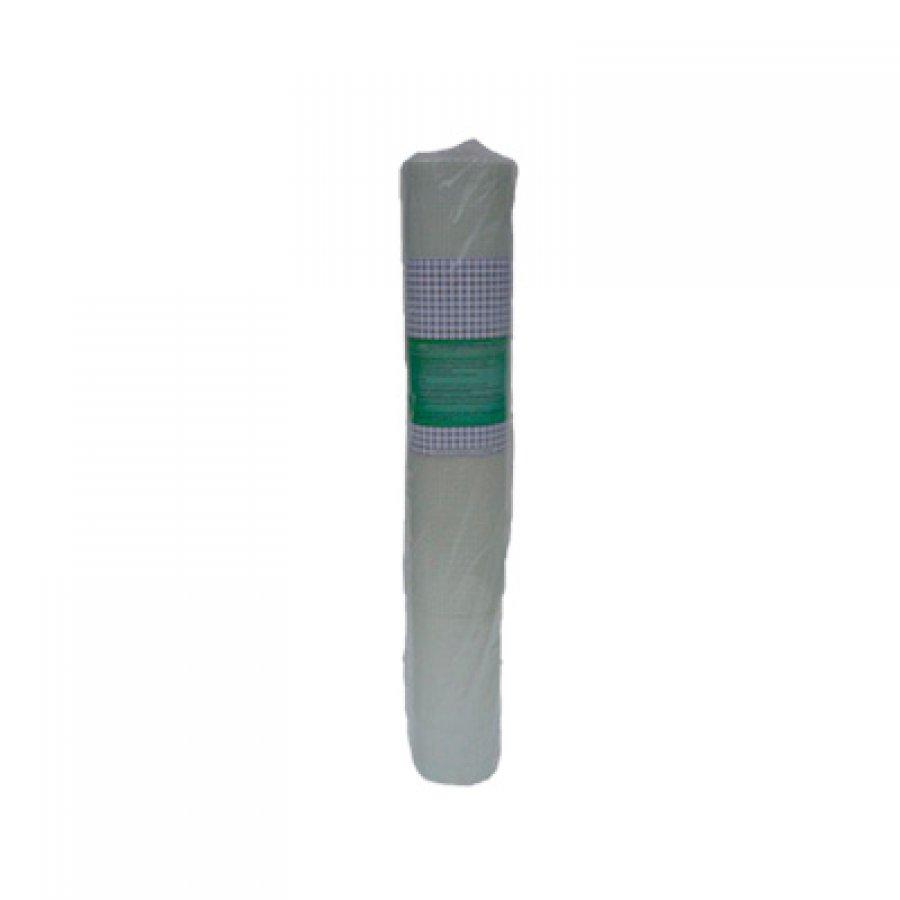 Стеклосетка фасадная, 43 гр ячейка 2х2 мм рулон 1х45 м