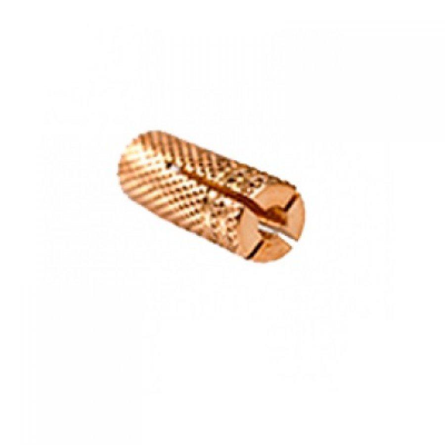 Цанга латунная М 6 мм