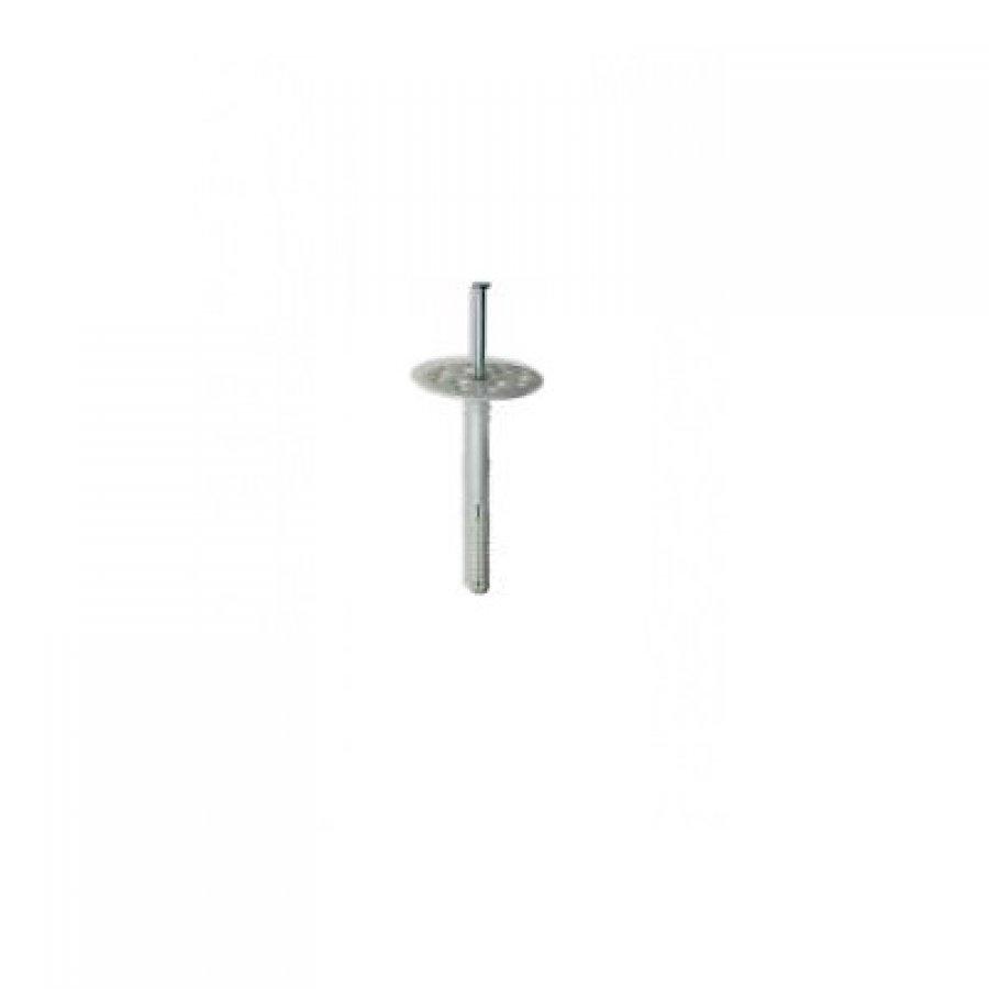 Дюбель для изоляции с металлическим стержнем 10х90 мм