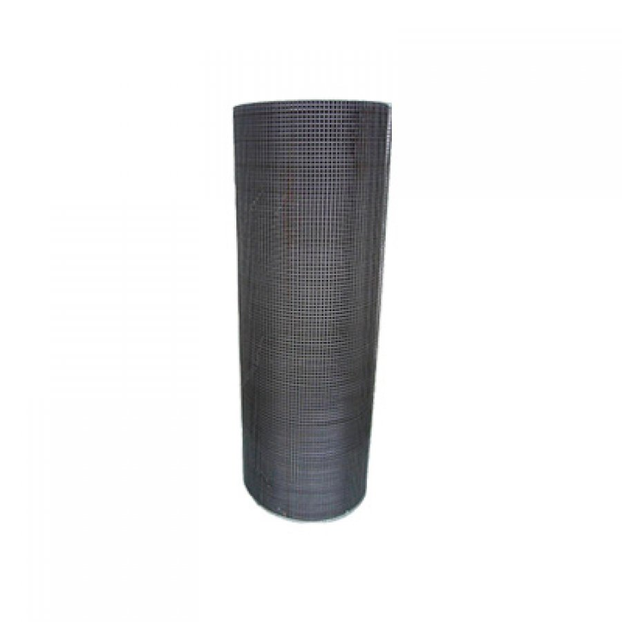 Сетка сварная из оцинкованной проволоки в рулонах 20х20х1 мм. Размер рулона 1х25 м