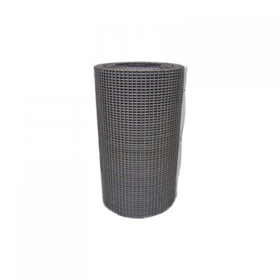 Сетка сварная из оцинкованной проволоки в рулонах 50х50х2,5 мм. Размер рулона 2х15 м