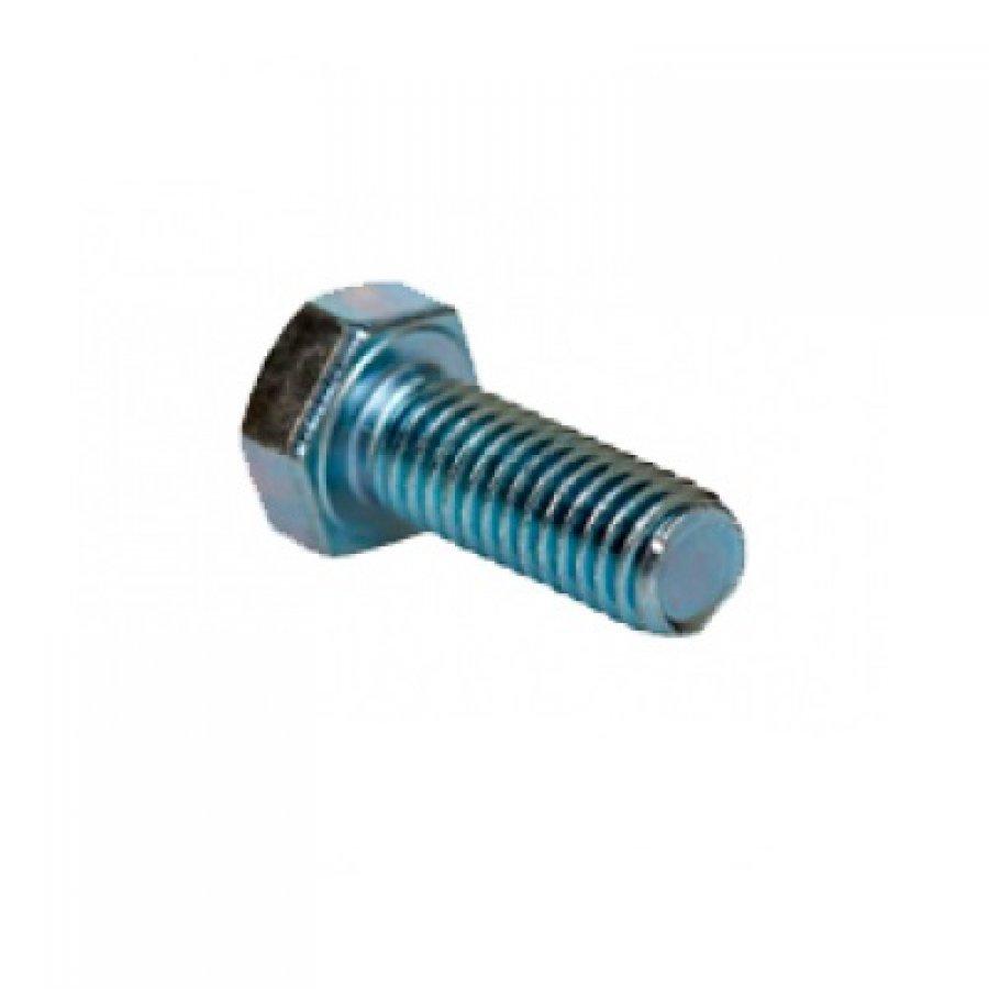 Болты с полной резьбой DIN 933 класс прочности 8.8 М8х20 мм